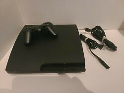 Sony Playstation 3/ps3 160gb Video Game Console Bundle-cech-3001a Tested