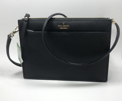 Kate Spade Black Crossbody Bag Brand New with Dustbag As Pic See Desc $85.99