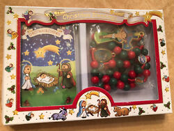 Christmas Blessing - Rosary And Booklet Of Christmas Story