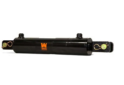 Cc4008 Clevis Hydraulic Cylinder With 4-inch Bore And 8-inch Stroke