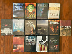 Lot Of 14 Jack And Rexella Van Impe Dvds End Times New World Order 666 Demons
