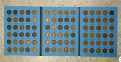 66 Coin Set 1909-1940 Lincoln Wheat Penny Cent - Early Dates Collection  119