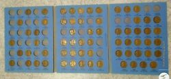 65 Coin Set 1909-1940 Lincoln Wheat Penny Cent - Early Dates Collection  232