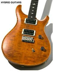 Paul Reed Smithprs Japan Limited Ce24 Satin Amber 2016 Electric Guitar