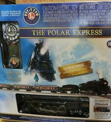 Lionel 6-84328 The Polar Express O Gauge W / Remote And Bluetooth New