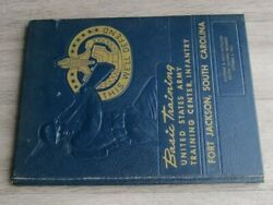 1961 Us Army Fort Jackson Training Center Yearbook Company B