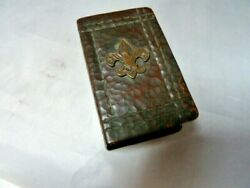 Old The New Testament Bible Book Leather 1891 Antique Miniature Rare London Case