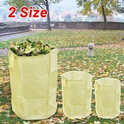 Fallen-leaf-sack Foldable-bag Garden Garbage Waste-collection Containers Storage