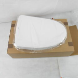 Toto Thu602501 - Lid Assy For Elongated Full Cover Cotton S500e/550e Washlet