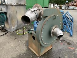 The New York Blower Company Hp Pressure Blower No. Arr-4