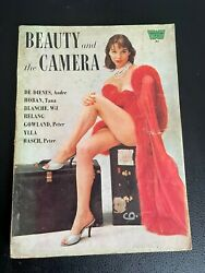 1957 Beauty And The Camera Peter Basch No21 Whitestone Books Excellent Cond. Nudes