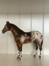 Breyer Ideal American Quarter Horse Resculpted Custom With Extreme Detail LSQ