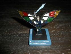 Stained Glass Angel Dreamblade Miniature Night Fusion Dandd Mini Dungeons Dragons