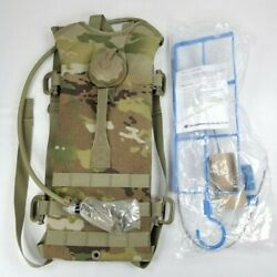 Hydramax Ocp Scorpion Molle Ii Hydration Carrier/bladder+cleaning Kit Military