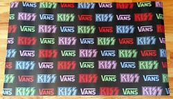 Kiss Band Solo Albums Shoes 24x41 Store Window Promo Display 2008 Poster