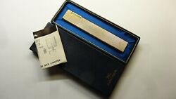 Vintage Zaima Tall Pipe Lighter Gold