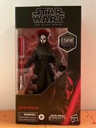 Star Wars Black Series Gaming Greats Darth Nihilus Knights Of The Old Republic