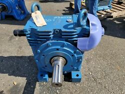 Cone Drive Right Angle Gear Reducer 301 Ratio No. A1604-a144, Worm Gear