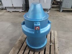 Leroy-somer 125 Hp Extra High Thrust Vertical Electric Motor No. Vhs250m