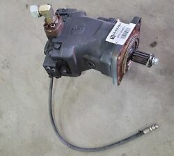 Norcan Hydraulic Bent Axial Displacement Motor No. 51v160rf1chzb1ae