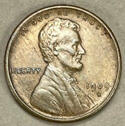 1909 S Vdb Lincoln Cent Wheat Penny 1004 1