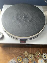 Neat Onkyoturntable Nj-811 Vg+/ex Collector Quality Xx-rare W/ Accessories Kit