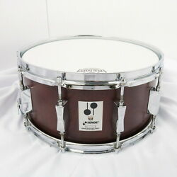 Sonor D-516mr Phonic 14x6.5 Used Snare Drum