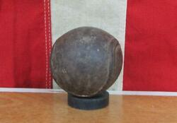 Vintage Antique Leather Figure 8 Hot Pocket Baseball Town Ball 1870s-1880s Rare