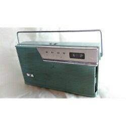 Sony Transistor Radio Tr-75 Working Goods Used From Japan