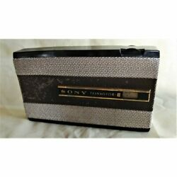 Sony 8-stone Transistor Radio Tr-810 Operation Second-hand Goods From Japan