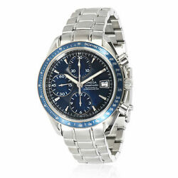 Omega Speedmaster 3212.80.00 Menand039s Watch In Stainless Steel