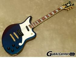D'angelico Deluxe Series Deluxe Bedford Limited Edition、 Chameleon