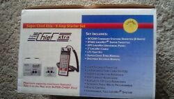 Digitrax Super Chief Xtra 8 Amp Model Train Starter Set, Dc Or Ac, Boxed