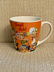 Vintage Kellogg's Mug / Cup / Swell Dish / Snap Crackle Pop / The Talking Cereal