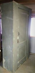 Primitive Jelly Cupboard Cabinet Pantry Rustic Shabby Chic Furniture