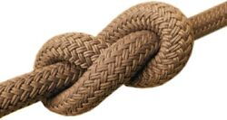 Coil 328 1/12ft Double Braided Polyester Classic Dock Ø1 3/16in Hemp Gottifred