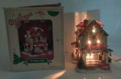 Department 56 A Christmas Story Village Lighted Building The Bumpus House W/ Box