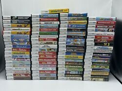 Nintendo Ds 3ds Cases Only Lot Of 79 - Mario Yoshi Kirby Pokemon Sonic Zelda
