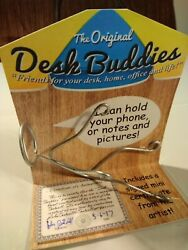 Desk Buddies Phone / Picture / Tablet Holder Buddy By John Bidwell