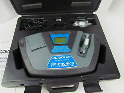 Neutronics Ultima Id Refrigerant Identifier For R-12 And 134a - Tested Working