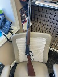 Vintage Daisy Model 1894 Bb Gun Lever Action Air Rifle With Box Wow See Pictures