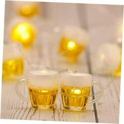 Decorative String Lights, Battery Operated Led Fairy Lights, Beer Cup Summer