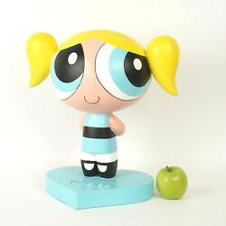 Y2k Powerpuff Girls Bubbles Large Life Size Statue Warner Bros Store Exclusive