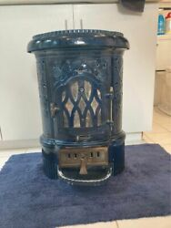 Antique Original Lilyver By Deville And Co Cast Iron French Stove