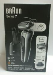 Braun Series 7 7071cc Wet and Dry Men#x27;s Electric Shaver