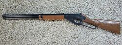Rare Vintage Daisy Model 111 Western Carbine Bb Gun 1960's Not A Red Ryder