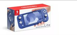 New Nintendo Switch Lite 32gb Handheld Video Game Console