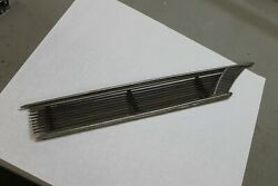 1935 35 Chrysler Airflow Right Passengers Side Air Vent Grille And Trim - Oem