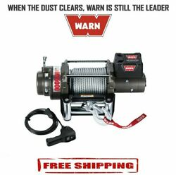 Warn 15000 Lbs 12v Vehicle Recovery Winch For Chevy/dodge/ford/gmc 92-19- 47801