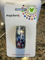 Disney Tron Magic Band 2 Limited Release Brand New Unlinked